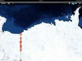 iPad maps | Geographic Information Technology | Scoop.it