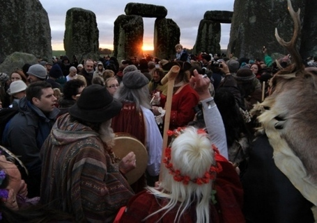 Scots helped build Stonehenge as part of pagan feast - Scotland - Scotsman.com | Paganism | Scoop.it