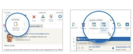 SmartMail. Gestion des mails et travail collaboratif | Time to Learn | Scoop.it