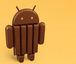 Android 4.4 KitKat will let you choose your own default texting app ... | Android | Scoop.it
