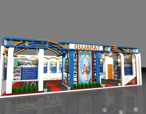 Highly Professional Developers of Exhibition stall DesignersinDelhi | Creative Exhibitions Stall Designers in Delhi | Scoop.it