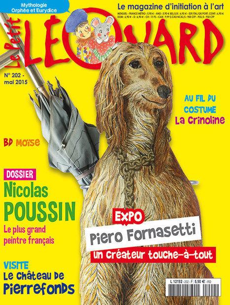 Le Petit Léonard, n° 202 | Revue de presse au CDI de Jeanne d'Arc à Saint Maur des Fossés | Scoop.it