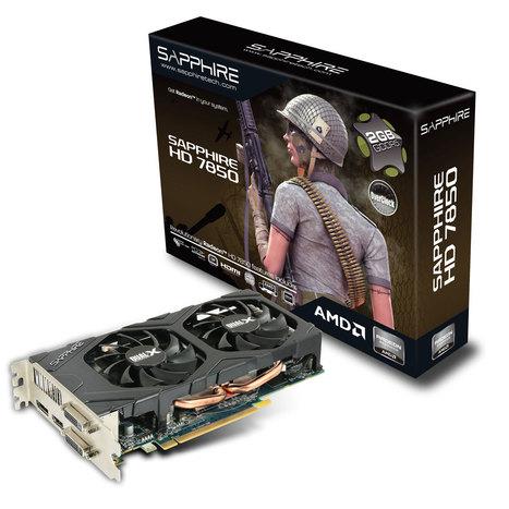 Sapphire Radeon HD 7850 OC Edition 2 GB – Graphics card | High-Tech news | Scoop.it