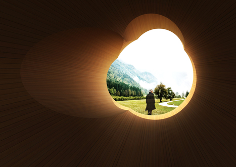 7 pabellones ideales para dormir siesta en Jade Valley, China | retail and design | Scoop.it