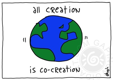 All creation is co-creation. | Cross-Artistic Collaboration | Scoop.it