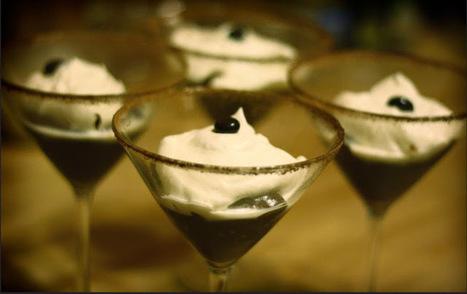 Recette de verrine façon tiramisu à la liqueur de café et cacao (10 min) | Desserts street food | Scoop.it