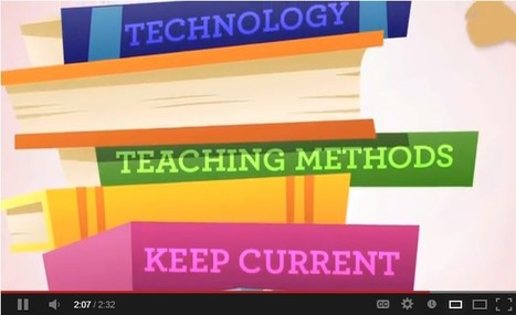 How To Become a Great Teacher   Personal [e-]Learning Environments   Scoop.it