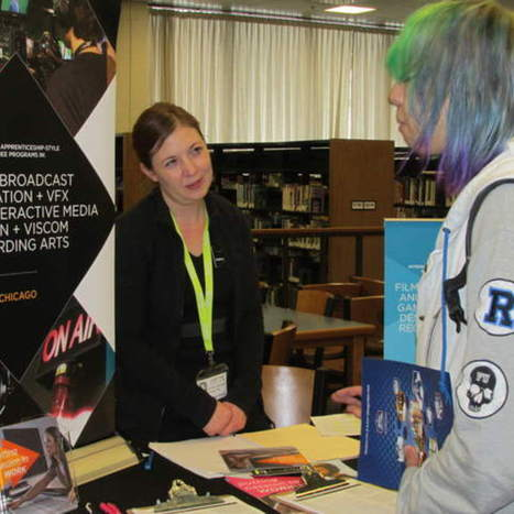 Students start job search at Lake Zurich High School Career Fair - Lake Zurich Courier | Spring '14 - Debate Topics in PASS | Scoop.it