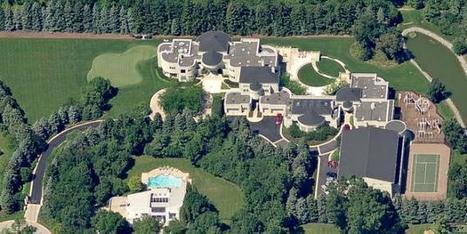 Michael Jordan's Home for sale (half-price) | Real Estate Marketing | Scoop.it