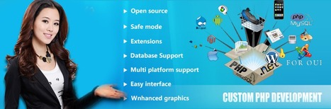 Advantages Of Using Custom PHP Development For Websites   Apeiront   Scoop.it