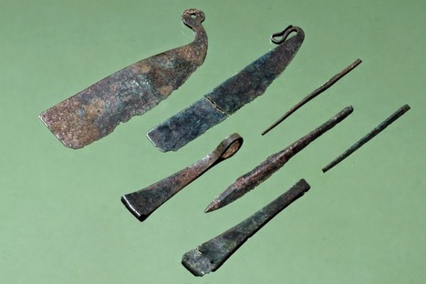 Scandinavian warriors showed signs of vanity | Bronze Age | Scoop.it