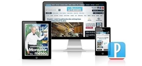 Le Parisien accélère sur le numérique et renforce l'éditorial | Médias & Web | Scoop.it