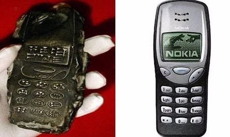 Conspiracy theorists think aliens left this phone behind 800 years ago   Doctor Who and life beyond that Mad Man in a box!   Scoop.it