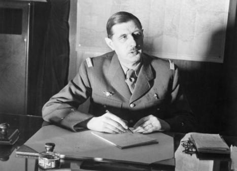 Les personnages historiques de la France : Charles de Gaulle - Elémentaire - Civilisation Française | T4 - Citoyenneté, liberté, solidarité | Scoop.it