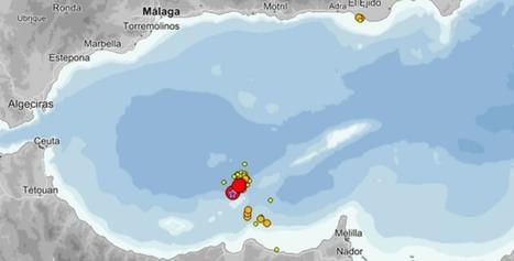 Un séisme de magnitude 6,1 a secoué la Méditerranée - SciencePost   Sciences de la Terre.   Scoop.it