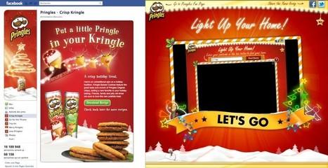 Quel intérêt trouvent les marques à habiller leur page sur les réseaux sociaux pendant la période de Noël | Chambres d'hôtes et Hôtels indépendants | Scoop.it