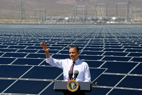 America Beats Germany in Solar Power for First Time in 15 Years | enjoy yourself | Scoop.it