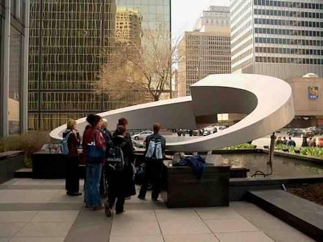 Sculpture sonore -  Langage urbain -  Coin René | DESARTSONNANTS - CRÉATION SONORE ET ENVIRONNEMENT - ENVIRONMENTAL SOUND ART - PAYSAGES ET ECOLOGIE SONORE | Scoop.it