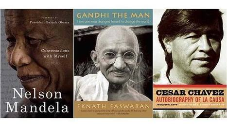 Freedom Fighters: Gandhi, Mandela and More | Amazing Book Features | Scoop.it