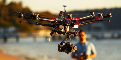 Toute l'actualité du drone au Festival Drôles de Drones de la Cité des Sciences - H+ MAGAZINE | Ressources pour la Technologie au College | Scoop.it