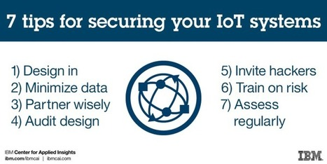 Securing the Internet of Things:  This decade's IT challenge | Security online | Scoop.it