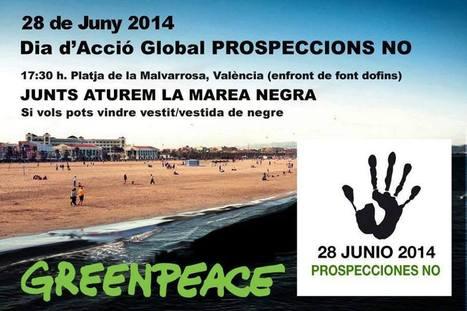 Día de Acción Global contra las prospecciones. Sábado 28 junio | Facebook | Toma la Tierra | Scoop.it