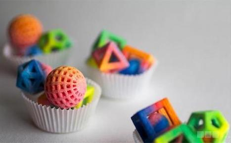 Here's How Close We Are to Real 3-D-Printed Food - DailyFinance | Food Travel | Scoop.it