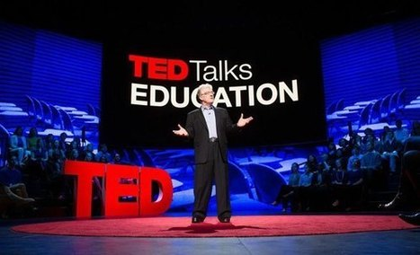 A playlist from Sir Ken Robinson, the most-watched speaker on TED.com | TED Blog | ESSDACK - iPads for Learning | Scoop.it