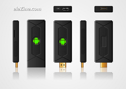 MK810 quad core android mini pc quad core Allwinner A31 « eleZine – Magazine About Electronics | Android TV Boxes | Scoop.it