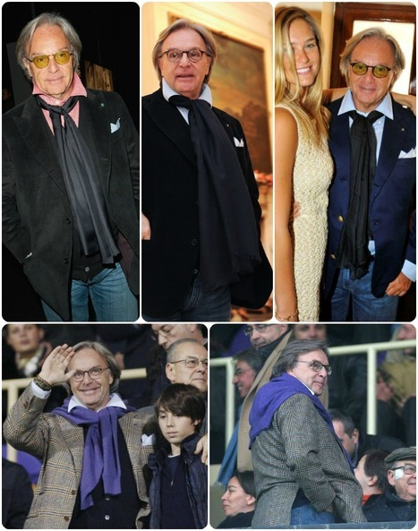 "Diego Della Valle and the Art of Wearing Things the ""Wrong"" Way 