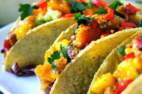Gastronomical Sovereignty: Fresh & Healthy Veggie Friendly Tacos | Gift Baskets | Scoop.it