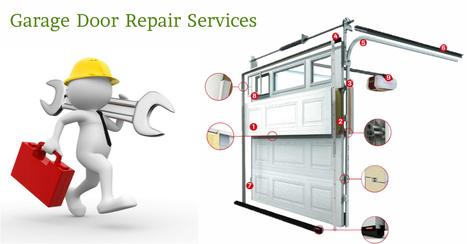 Is Getting Your Electronic Garage Door Repaired Really Necessary For You? | Garage Door Repair Encino | Scoop.it