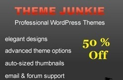 Theme Junkie Coupon code 2014 - 50 % off   Latest SEO Techniques Tips Tricks   Scoop.it