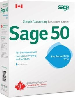 Sage - Logiciel de comptabilité 50 Pro Accounting 2014, bilingue | Imagestion | Scoop.it