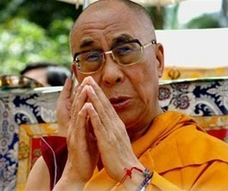 China vows to silence Dalai Lama in Tibet | Sustain Our Earth | Scoop.it