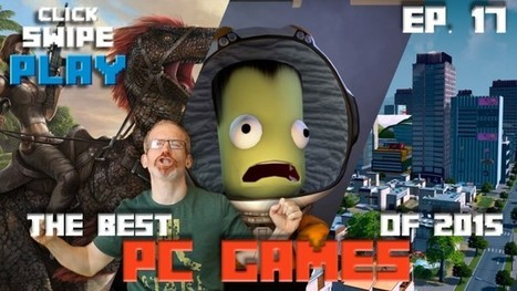 Les 3 meilleurs jeux sur PC de l'année 2015   Freewares   Scoop.it