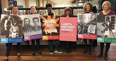 Victoria's first LGBTI History Month launched | Gay News | Scoop.it