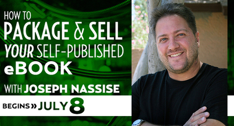 How To Format, Package & Self-Publish Your eBook with Joseph Nassise | Digi Pub | Scoop.it