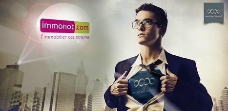 Blog officiel Myvirtual-immo: Le site d'annonces Immonot.com est partenaire du salon virtuel Myvirtual-immo   Salon Virtuel permanent dédié à l'immobilier et à l'habitat   Scoop.it