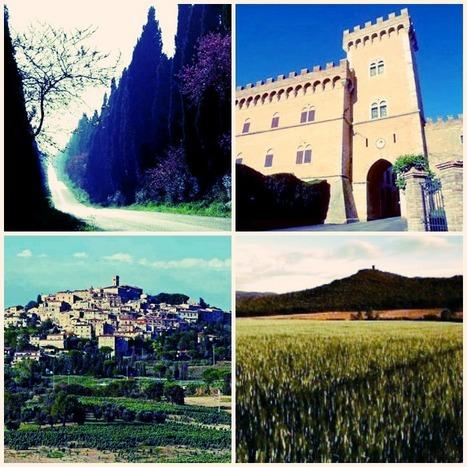 Bolgheri e Castagneto Carducci: cipressi, natura, e vino Super Tuscans. | Italia Mia | Scoop.it