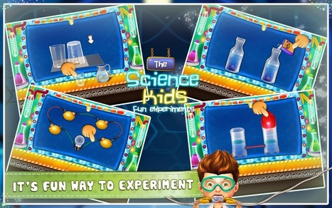 Number of Science Experiments for Kids to Keep Them Active | Gaming k12 education curriculum | Scoop.it