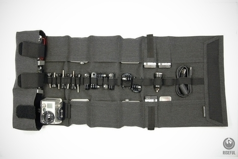 RollPro 3 GoPro Organizer | GoPro Camera | Scoop.it