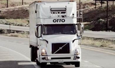 Etats-Unis : Otto pratique sa première livraison en camion autonome.   Eco Innovation   Scoop.it