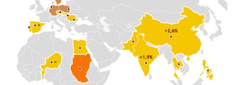 OGM : en 2012, les surfaces cultivées ont progressé de 6% dans le monde | Abeilles, intoxications et informations | Scoop.it