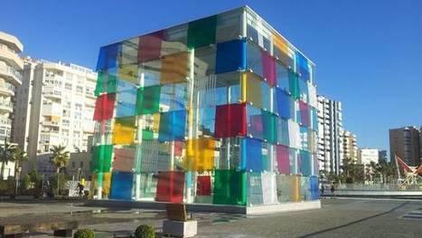 Le Centre Pompidou s'exporte en Andalousie   Arts et FLE   Scoop.it