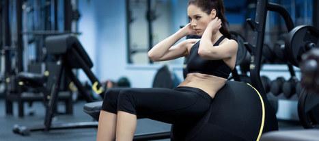 GAP: 8 ejercicios definitivos (y sencillos) para conseguir un cuerpo ... - enfemenino.com | LOS 40 SON NUESTROS | Scoop.it