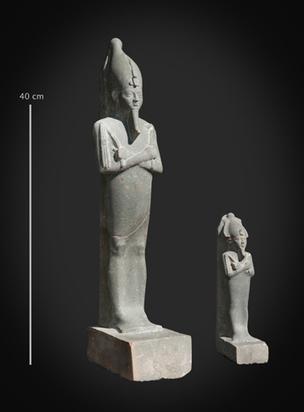 Karnak: découverte de 38 objets de culte au temple de Ptah | L'actu culturelle | Scoop.it