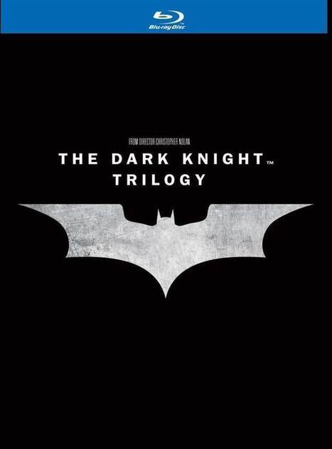 The Dark Knight Trilogy Blu Ray at Infibeam | Moviesmusicmasti | Scoop.it