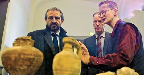 Berlin Museums chief calls for rules on restitution of colonial artefacts   ICOM Network News   Scoop.it