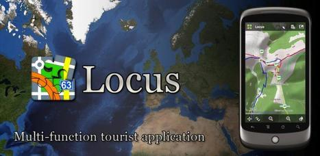 Locus Free - Android Market | Android Apps | Scoop.it